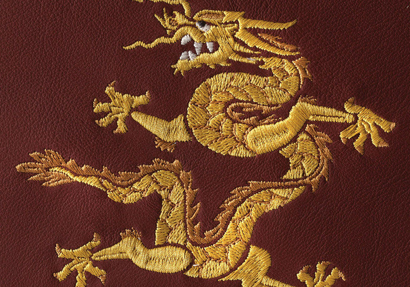 "2011 Rolls-Royce Phantom ""Year of the Dragon"" Bespoke Collection Emblems and Logo - image 412775"