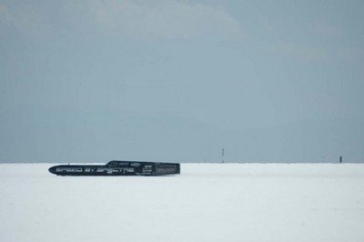 Triumph's Record Attempt Put On Ice After SCTA Cancels Bonneville Speed Week