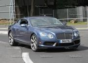 Spy Shots: 2013 Bentley Continental GT Speed Completely Naked - image 412756