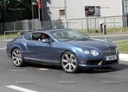 Spy Shots: 2013 Bentley Continental GT Speed Completely Naked - image 412757