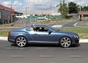 Spy Shots: 2013 Bentley Continental GT Speed Completely Naked - image 412758