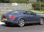 Spy Shots: 2013 Bentley Continental GT Speed Completely Naked - image 412759