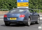 Spy Shots: 2013 Bentley Continental GT Speed Completely Naked - image 412760