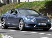 Spy Shots: 2013 Bentley Continental GT Speed Completely Naked - image 412755