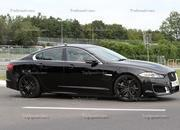 Spy Shots: 2014 Jaguar XFR-S Plays with its XKR-S brethren - image 412872