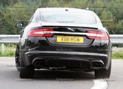 Spy Shots: 2014 Jaguar XFR-S Plays with its XKR-S brethren - image 412875