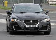 Spy Shots: 2014 Jaguar XFR-S Plays with its XKR-S brethren - image 412869