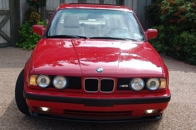 The Nicest BMW E34 M5 on the Planet Finds Itself on eBay Exterior - image 412156