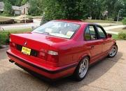 The Nicest BMW E34 M5 on the Planet Finds Itself on eBay - image 412157