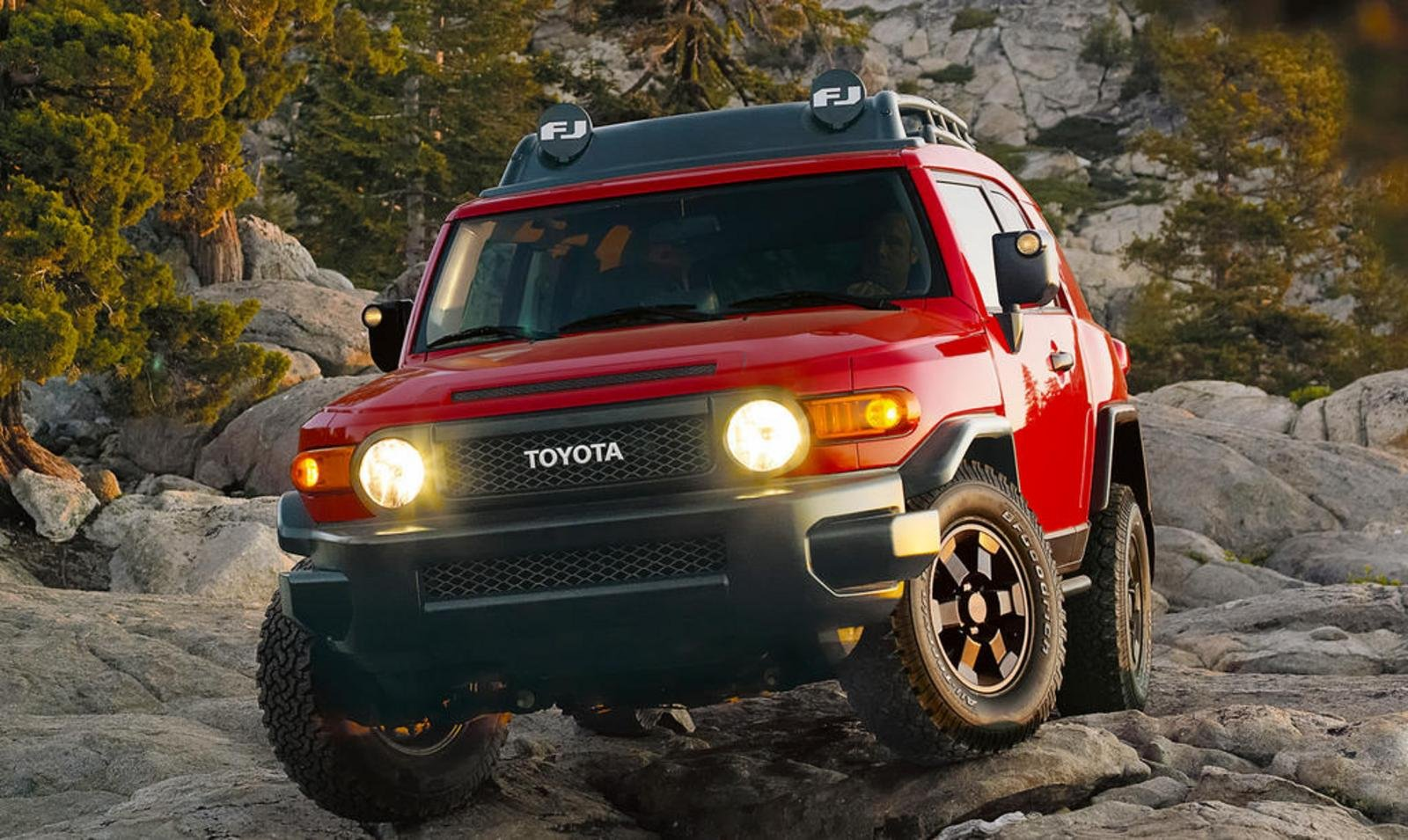 2012 Toyota FJ Cruiser Trail Teams Special Edition Review ...