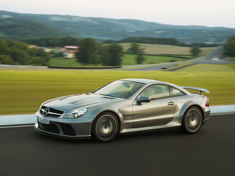 Mercedes drops the V12-powered SL-Class models