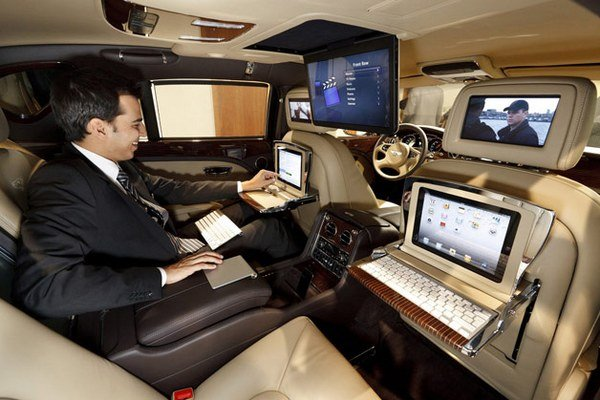 bentley mulsanne executive interior concept picture