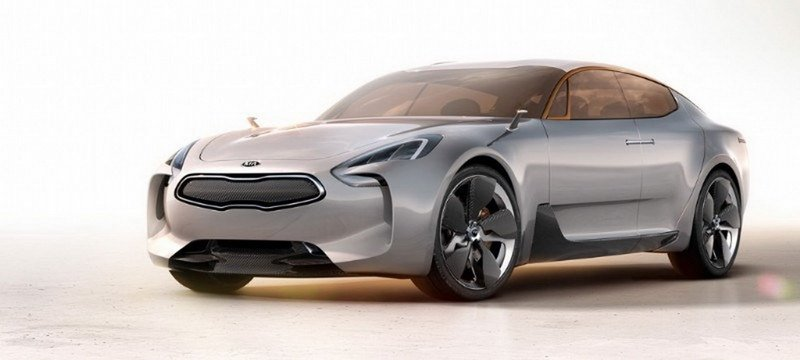 Kia GT Could be Launched in 2018
