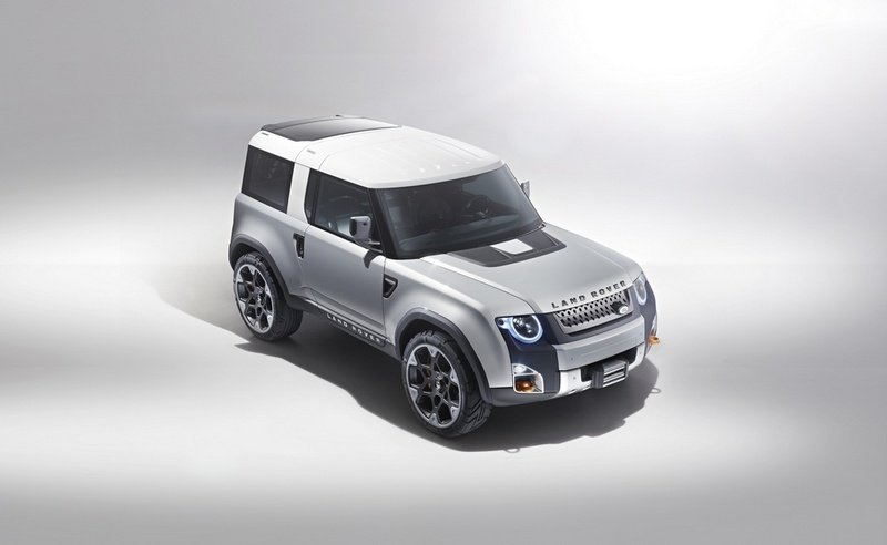 2011 Land Rover DC100 Concept High Resolution Exterior - image 417558