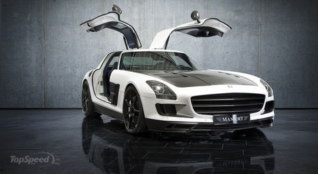 Mercedes SLS AMG by Mansory