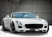 Mercedes SLS AMG Roadster by Kicherer