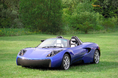 2011 TeeWave AR1 Concept Exterior - image 417380