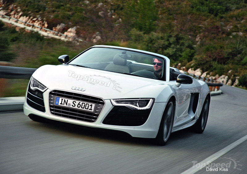 2014 - 2015 Audi R8 V8 Coupe Exterior Computer Renderings and Photoshop - image 417897