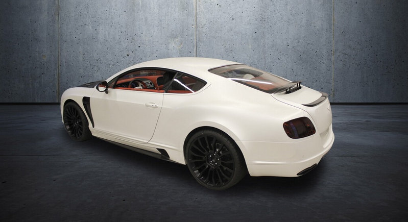 2012 Bentley Continental GT by Mansory