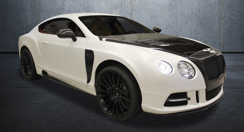 2012 Bentley Continental GT by Mansory High Resolution Exterior - image 416548