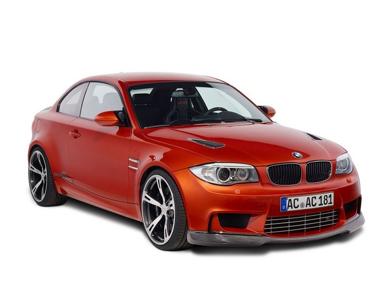 2012 BMW 1-Series M Coupe by AC Schnitzer