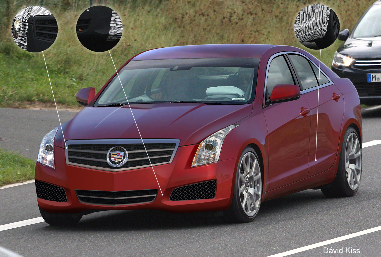 Cadillac Ats Details Of Cadillacs Ats Xts And Next Cts