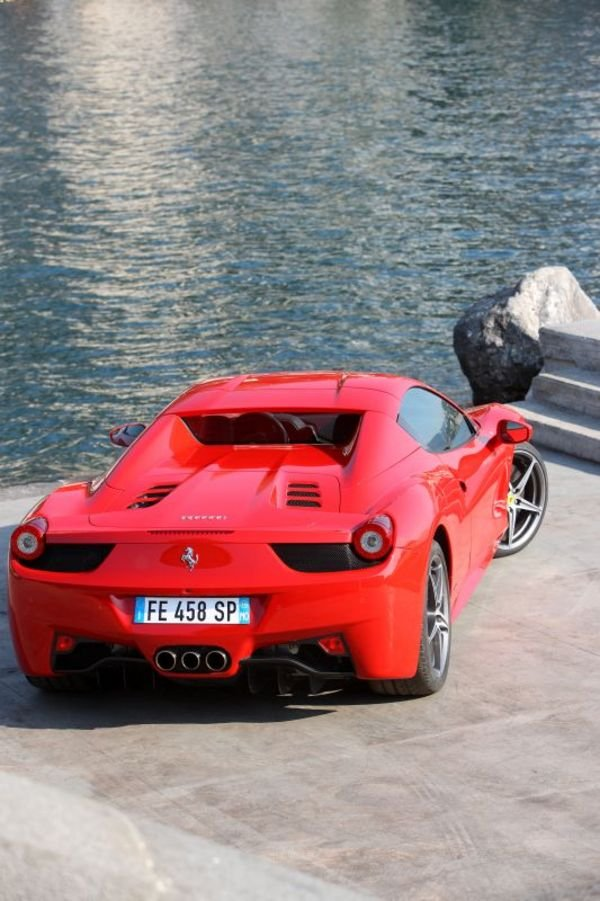 2012 ferrari 458 italia spider picture 418746 car review top speed. Black Bedroom Furniture Sets. Home Design Ideas
