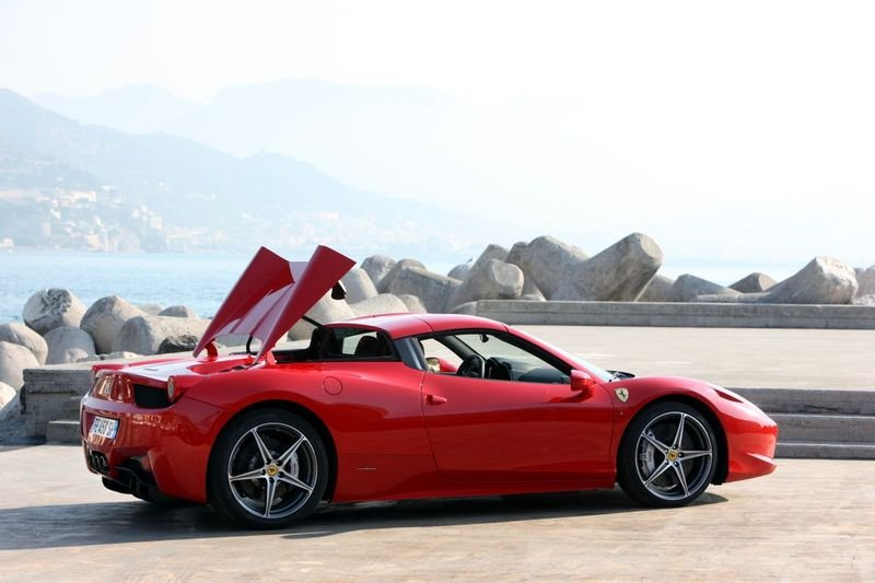 2012 ferrari 458 italia spider review top speed. Cars Review. Best American Auto & Cars Review