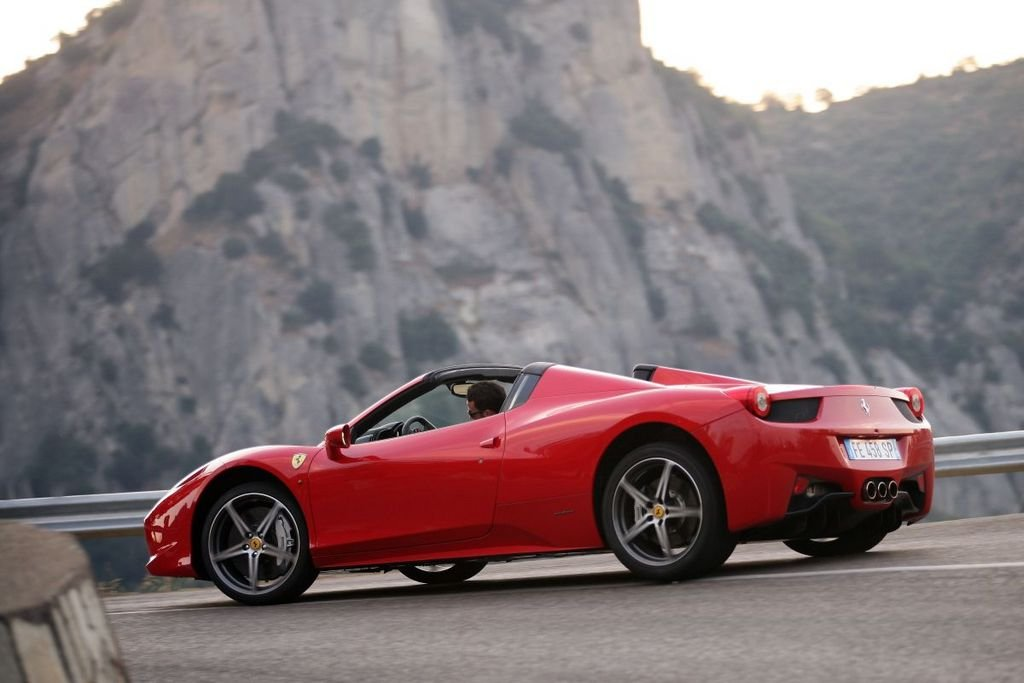2012 ferrari 458 italia spider wallpaper pictures to pin on pinterest. Cars Review. Best American Auto & Cars Review
