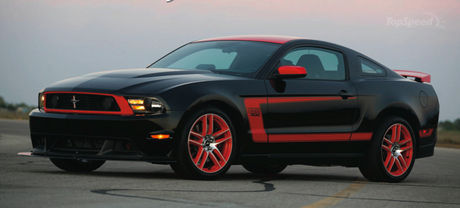 Ford Mustang Boss 302 HPE700 by Hennessey