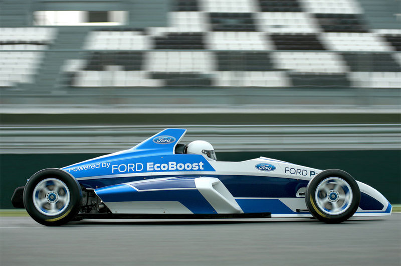 2012 Formula Ford Race Car High Resolution Exterior - image 416479