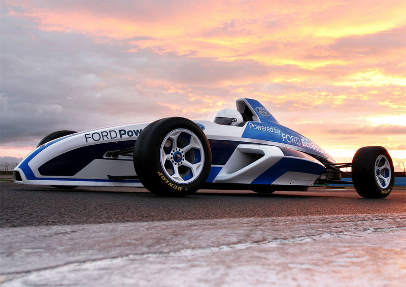 2012 Formula Ford Race Car High Resolution Exterior - image 416477