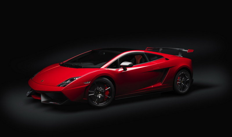 2012 Lamborghini Gallardo LP 570-4 Super Trofeo Stradale High Resolution Exterior Wallpaper quality - image 416316