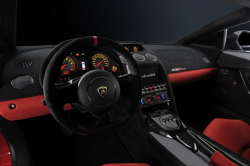 2012 Lamborghini Gallardo LP 570-4 Super Trofeo Stradale High Resolution Interior - image 416320