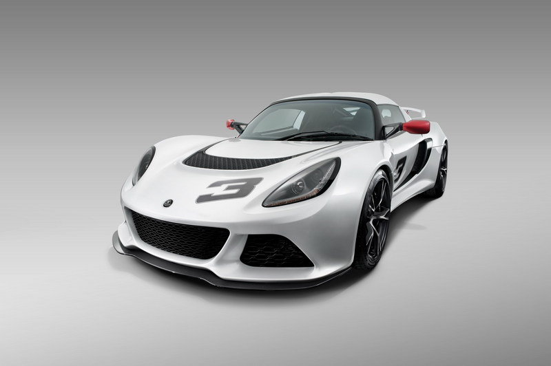 2012 - 2015 Lotus Exige S High Resolution Exterior Wallpaper quality - image 416672