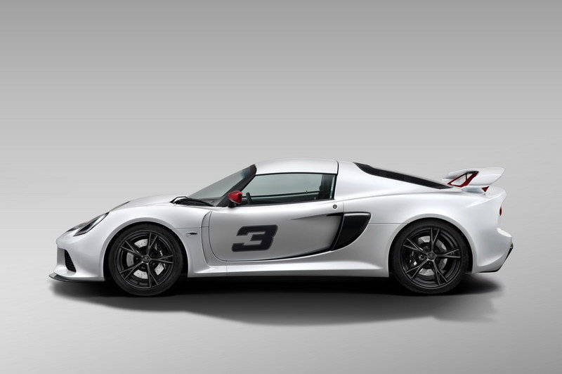 2012 - 2015 Lotus Exige S High Resolution Exterior - image 416674