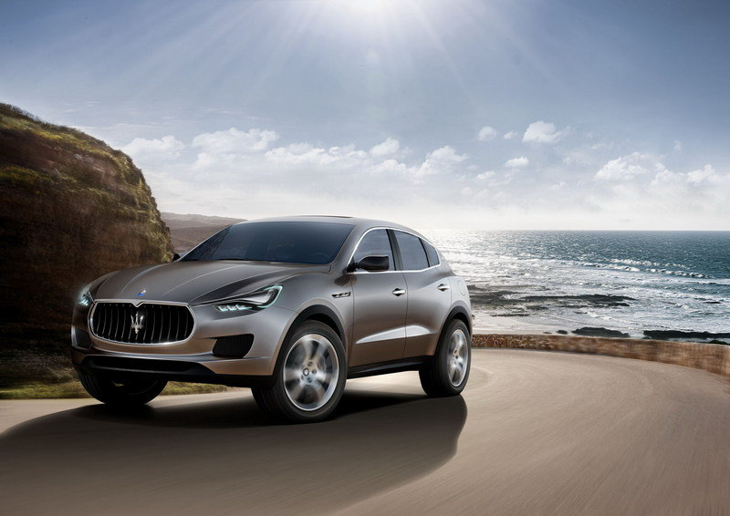 2011 Maserati Kubang High Resolution Exterior Wallpaper quality - image 416552