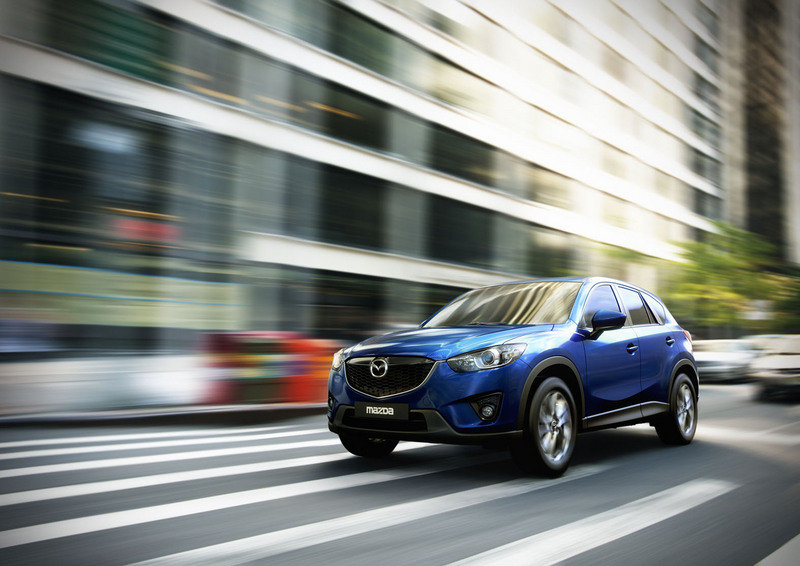 2012 Mazda CX-5 High Resolution Exterior Wallpaper quality - image 417597