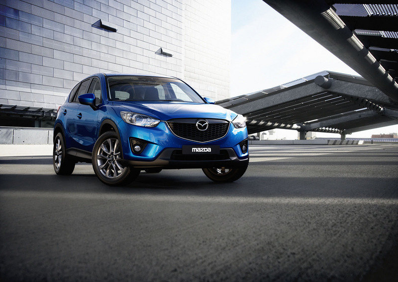2012 Mazda CX-5 High Resolution Exterior - image 417599