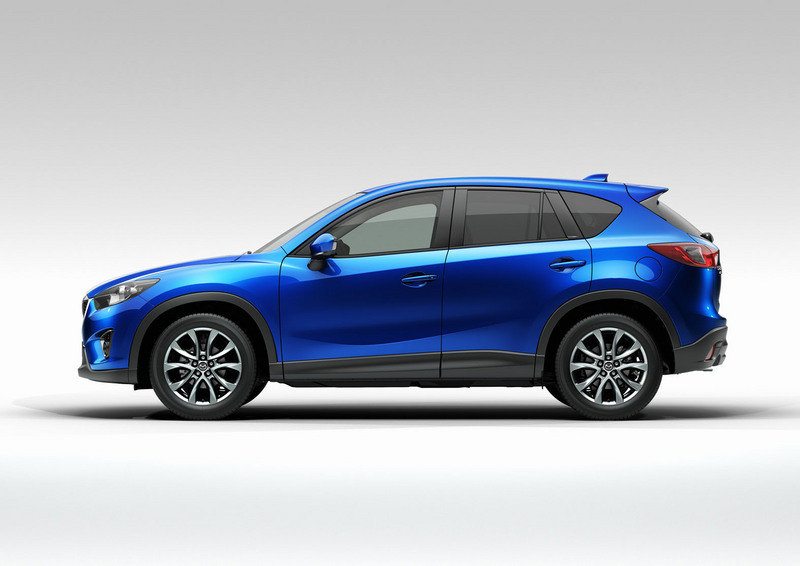 2012 Mazda CX-5 High Resolution Exterior - image 417601