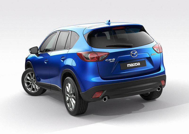 2012 Mazda CX-5 High Resolution Exterior - image 417602