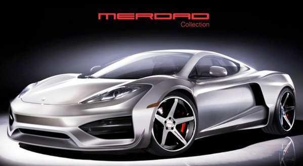 mclaren mp4-12c mehron gt by merdad picture