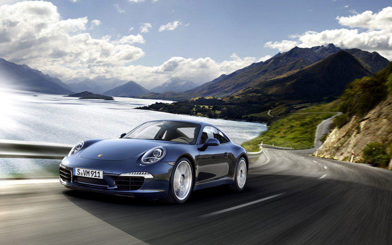 2012 - 2013 Porsche 911/991 High Resolution Exterior Wallpaper quality - image 414798