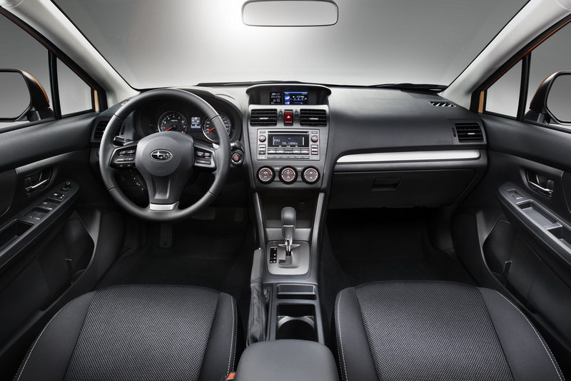 2012 Subaru XV Crosstrek High Resolution Interior - image 416717