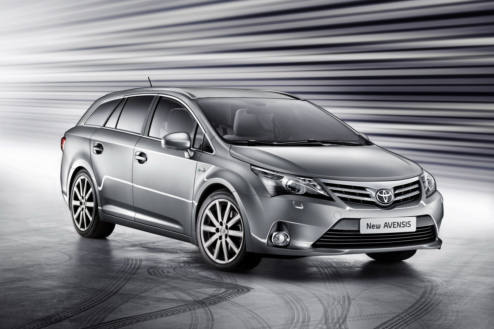 2012 Toyota Avensis Top Speed