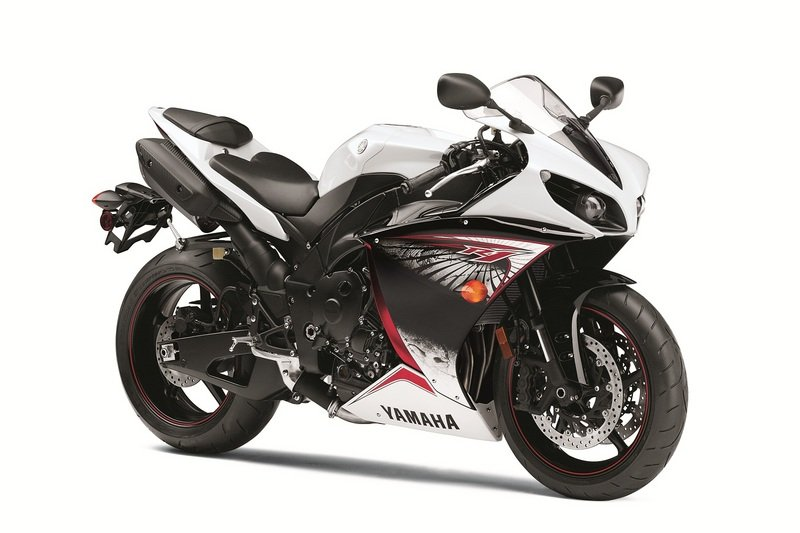 2012 Yamaha YZF-R1 High Resolution Exterior - image 418613