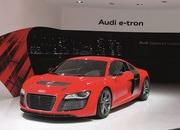 An Electric Audi R8 E-Tron May Eventually Happen, But The Question Is When? - image 416144