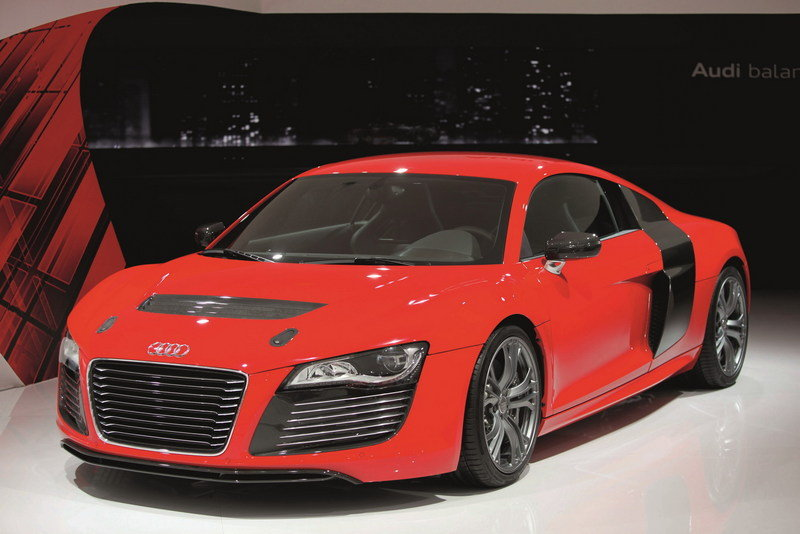 An Electric Audi R8 E-Tron May Eventually Happen, But The Question Is When? Exterior - image 416143