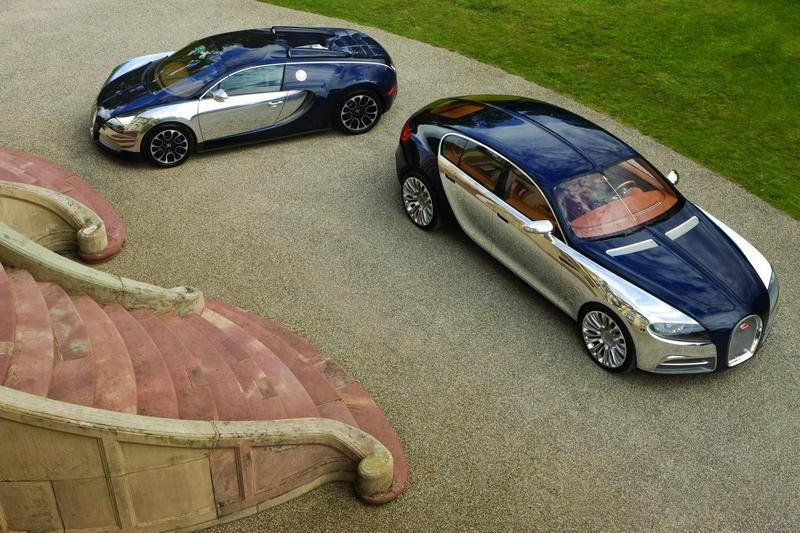 Bugatti Could Bring Back the Galibier As an All-Electric Sedan if Volkswagen Approves