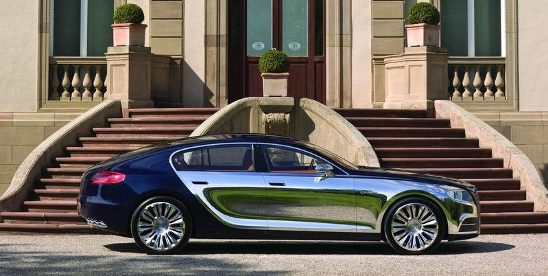 2020 Bugatti Galibier High Resolution Exterior - image 415616